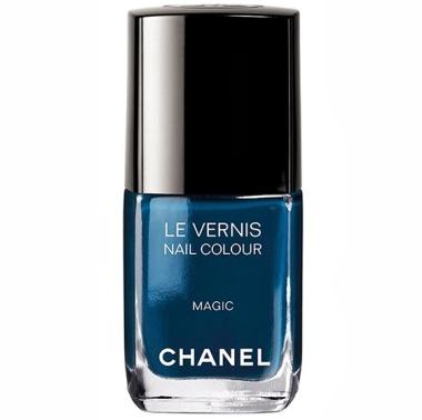 Chanel nail polish in Magic
